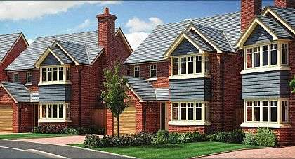 4 Bedrooms Detached House for sale in Plot 18 - The Eyton, (left hand) Perry View, Prescott, Baschurch, Shropshire, SY4