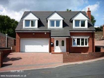 5 Bedrooms Detached House for sale in 10, Top Schwabe Street, Rhodes, Middleton, Manchester, Lancashire, M24 4TQ