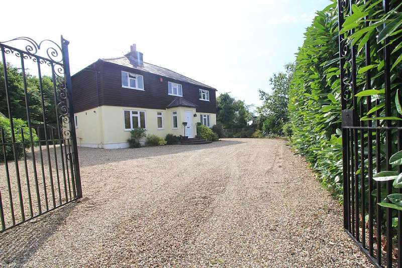 4 Bedrooms Detached House for sale in Selling Road, Old Wives Lees, Canterbury, Kent