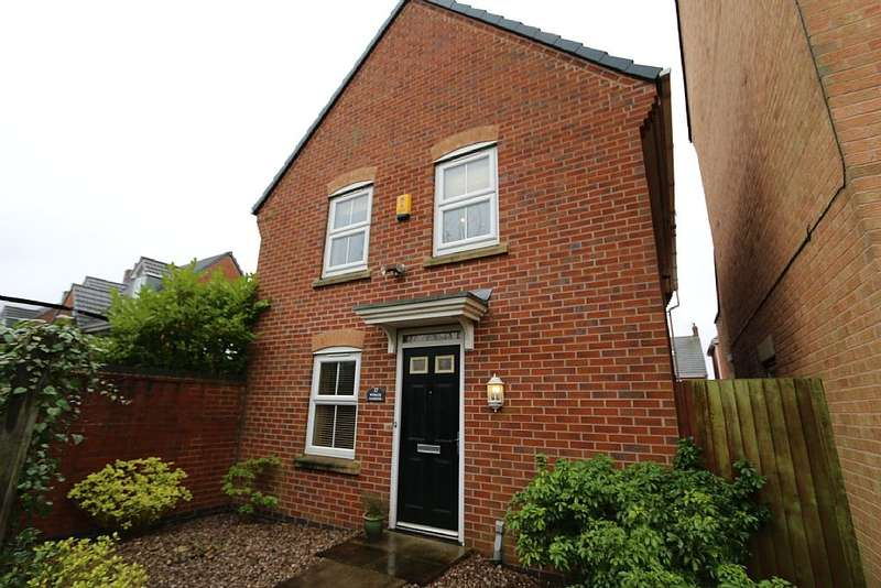 2 Bedrooms Detached House for sale in 37, Womack Gardens, St Helens, Merseyside, WA9 5UY