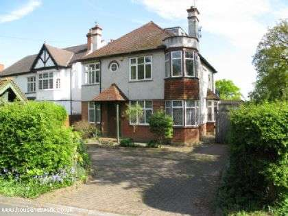 6 Bedrooms Detached House for sale in Elms Road, Harrow, Middlesex, HA3 6BS