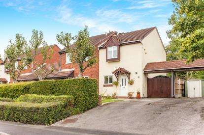 2 Bedrooms End Of Terrace House for sale in Ashdown Lane, Birchwood, Warrington, Cheshire