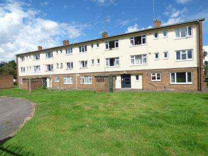 2 Bedrooms Flat for sale in Radcliffe Gardens, Brunswick Street, Leamington Spa