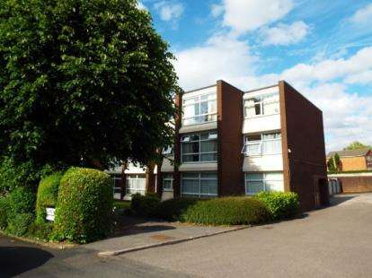 1 Bedroom Flat for sale in Camborne Court, Camborne Road, Walsall, West Midlands