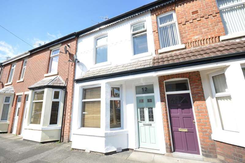 2 Bedrooms Terraced House for sale in Blakiston Street, Fleetwood, Lancashire, FY7 6BA