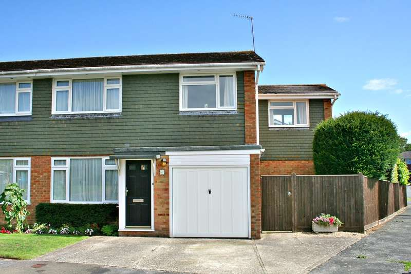 4 Bedrooms Semi Detached House for sale in Billingshurst