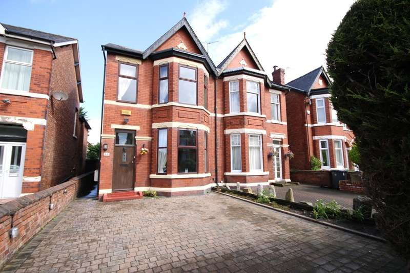 3 Bedrooms Semi Detached House for sale in Chester Road, Southport