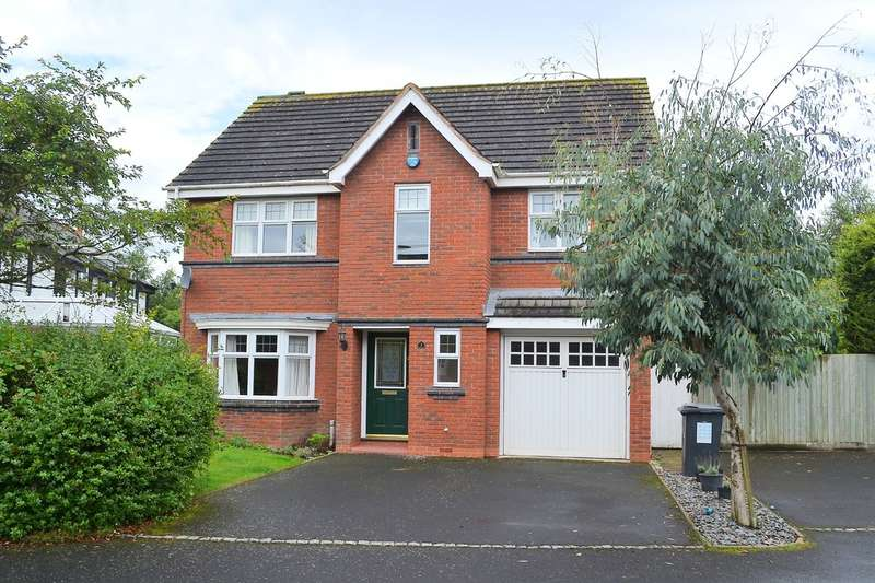 5 Bedrooms Detached House for sale in Wyndham Wood Close, Fradley, near Lichfield