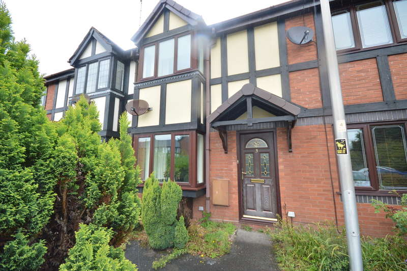 2 Bedrooms Terraced House for sale in Thornhill Close, South Shore