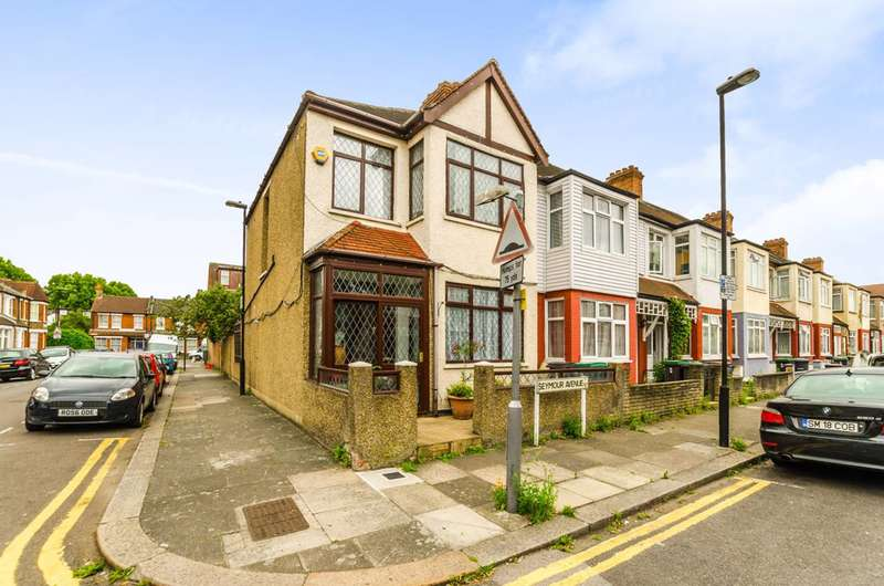 3 Bedrooms House for sale in Seymour Avenue, Tottenham, N17