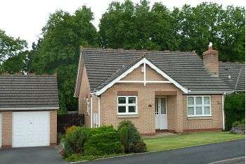 2 Bedrooms Detached Bungalow for sale in Larch Drive, Stanwix, CA3 9FJ