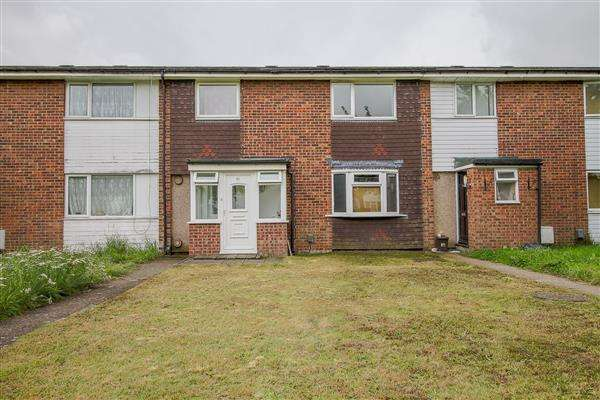 3 Bedrooms Terraced House for sale in Macers Court, Wormley