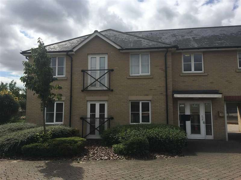 2 Bedrooms Apartment Flat for sale in Burghley Way, Chelmsford