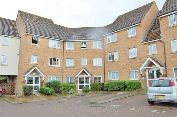 1 Bedroom Flat for sale in 32 Creswell Place, Cawston, RUGBY, Warwickshire