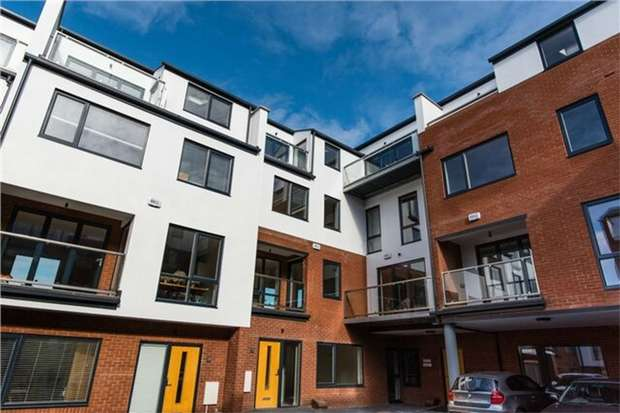 4 Bedrooms Town House for sale in ELIZABETH PLACE, Tenby Street North, Birmingham, West Midlands