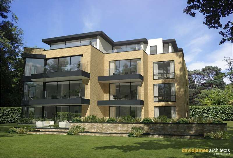 4 Bedrooms Penthouse Flat for sale in Balcombe Breeze, 2a Balcombe Road, Poole, BH13