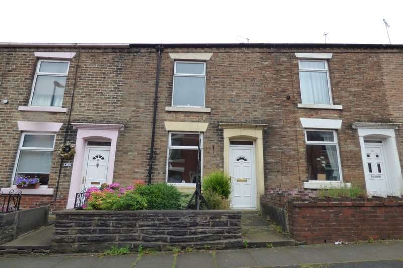 2 Bedrooms Property for sale in Melbourne Street, Darwen, BB3