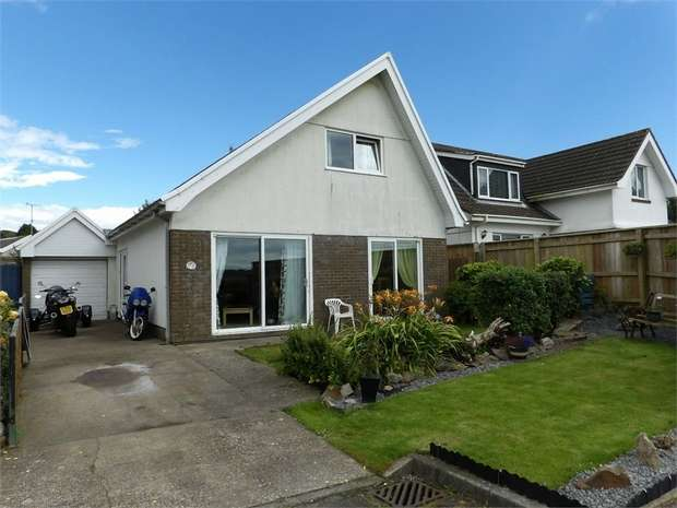 3 Bedrooms Detached House for sale in Headland Road, Bishopston, Swansea, West Glamorgan