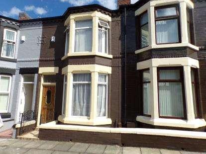3 Bedrooms Terraced House for sale in Shepston Avenue, Liverpool, Merseyside, L4