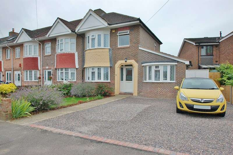 3 Bedrooms Property for sale in Anthony Grove, Gosport