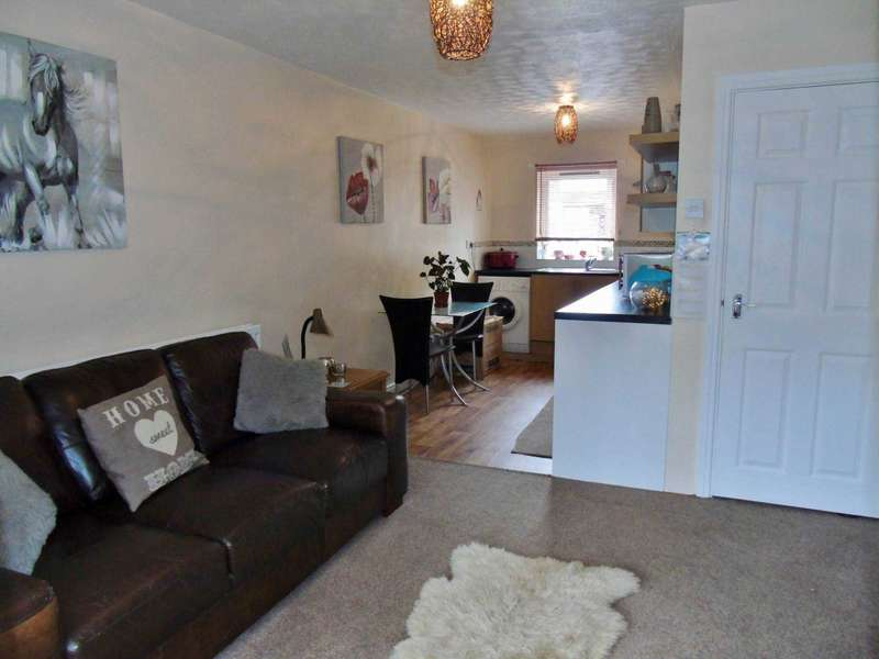 2 Bedrooms Terraced House for sale in Taylor Court, Willington