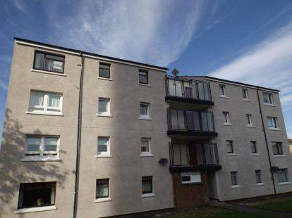 2 Bedrooms Flat for sale in Wellington Way, Greenock
