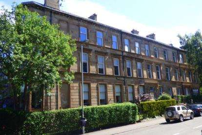 3 Bedrooms Flat for sale in Clouston Street, Kirklee