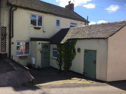 2 Bedrooms Terraced House for sale in Church Street, Mow Cop, Stoke-On-Trent, Cheshire