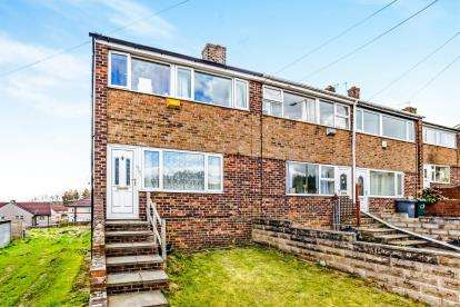 3 Bedrooms Semi Detached House for sale in Deighton Road, Huddersfield, West Yorkshire