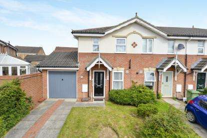 2 Bedrooms End Of Terrace House for sale in Keld Close, Ingleby Barwick, Stockton-On-Tees