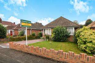 3 Bedrooms Bungalow for sale in Harvey Road, Willesborough, Ashford, Kent