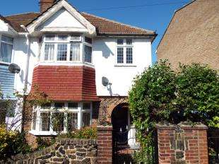 3 Bedrooms Semi Detached House for sale in Strover Street, Gillingham, Kent