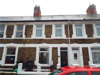 2 Bedrooms Terraced House for sale in Arabella Street, Cardiff, Caerdydd