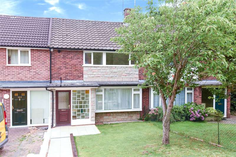 3 Bedrooms Terraced House for sale in Horsleys, Maple Cross, Hertfordshire, WD3