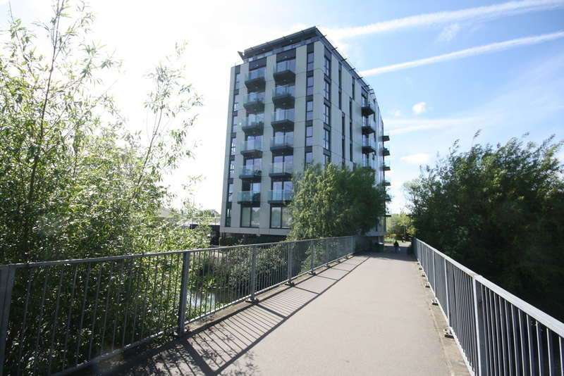 2 Bedrooms Flat for sale in Shire Gate, Chelmsford