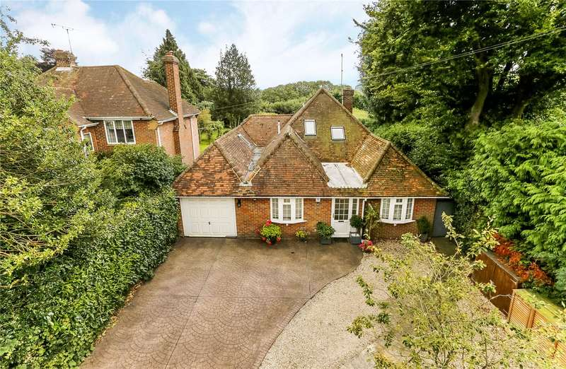 4 Bedrooms Detached Bungalow for sale in Mill Lane, Amersham, Buckinghamshire, HP7