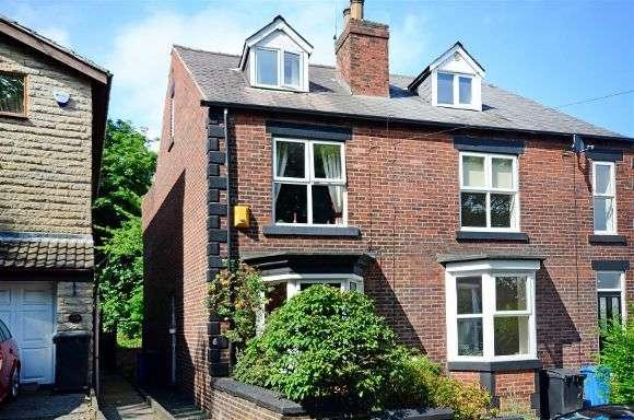 3 Bedrooms Semi Detached House for sale in Langsett Avenue, Sheffield