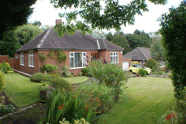 2 Bedrooms Bungalow for sale in Smallhope Drive, Lanchester, Durham