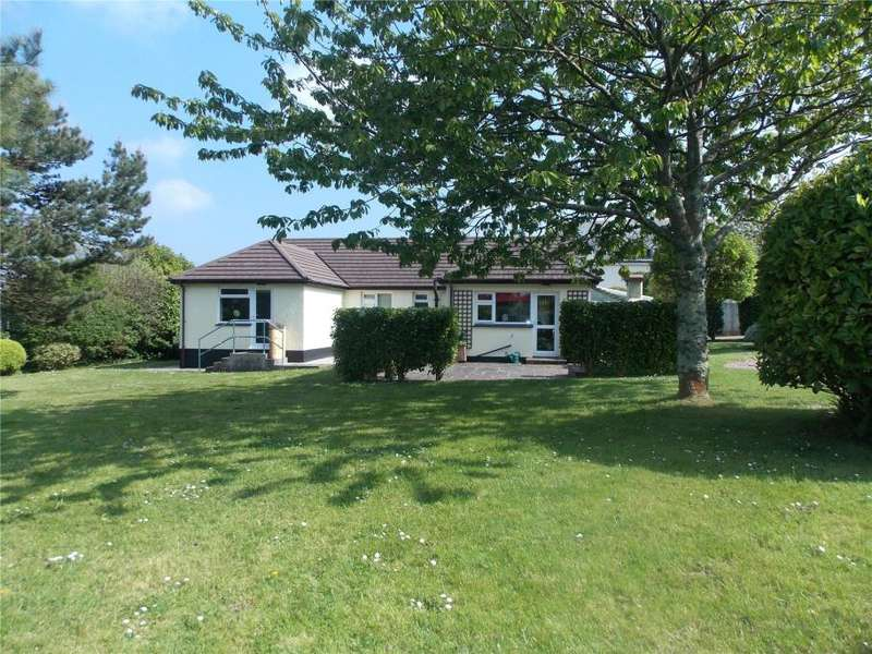 5 Bedrooms Detached Bungalow for sale in Canonstown, Hayle, Cornwall