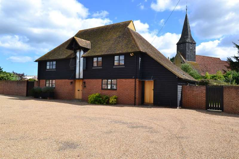 4 Bedrooms Detached House for sale in Church Road, Hoath, Canterbury