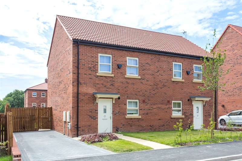 3 Bedrooms Semi Detached House for sale in Asket Drive, Leeds, West Yorkshire, LS14