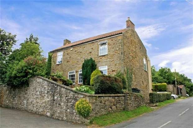 4 Bedrooms Detached House for sale in Moulton, Richmond, North Yorkshire