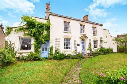 4 Bedrooms Detached House for sale in Tockington Green, Tockington, Bristol, Gloucestershire