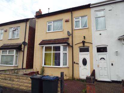 4 Bedrooms Semi Detached House for sale in Church Road, Erdington, Birmingham, West Midlands