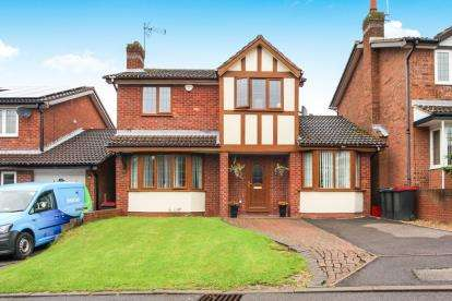 4 Bedrooms Detached House for sale in St. Michaels Close, Arley, Coventry, Warwickshire