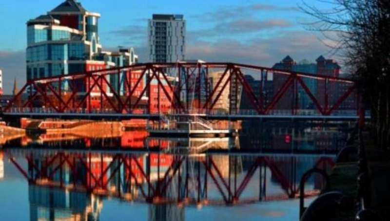 3 Bedrooms Apartment Flat for sale in Salford Quays, Salford