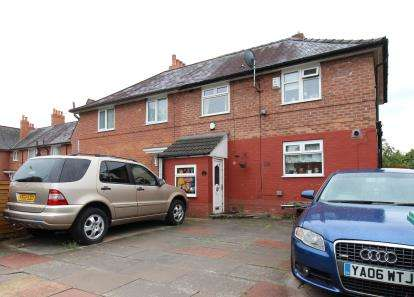3 Bedrooms Semi Detached House for sale in Burdon Avenue, Wythenshawe