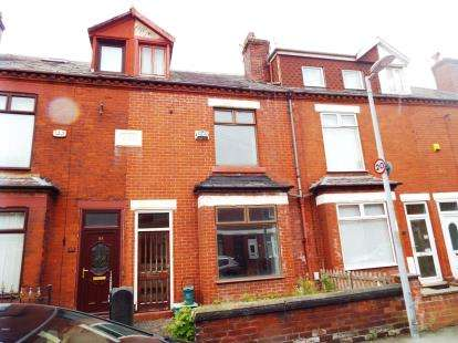 3 Bedrooms Terraced House for sale in Moss Lane, Wardley, Swinton, Manchester