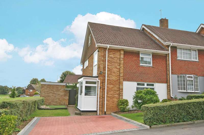 2 Bedrooms End Of Terrace House for sale in Warners End