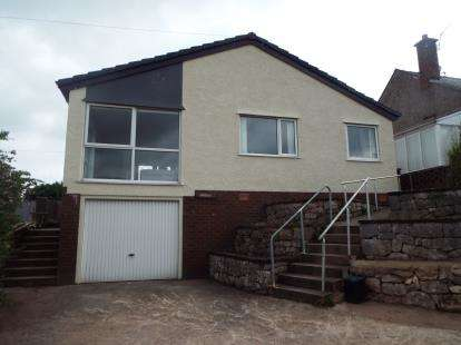 3 Bedrooms Bungalow for sale in Conway Road, Llandudno Junction, Conwy, North Wales, LL31